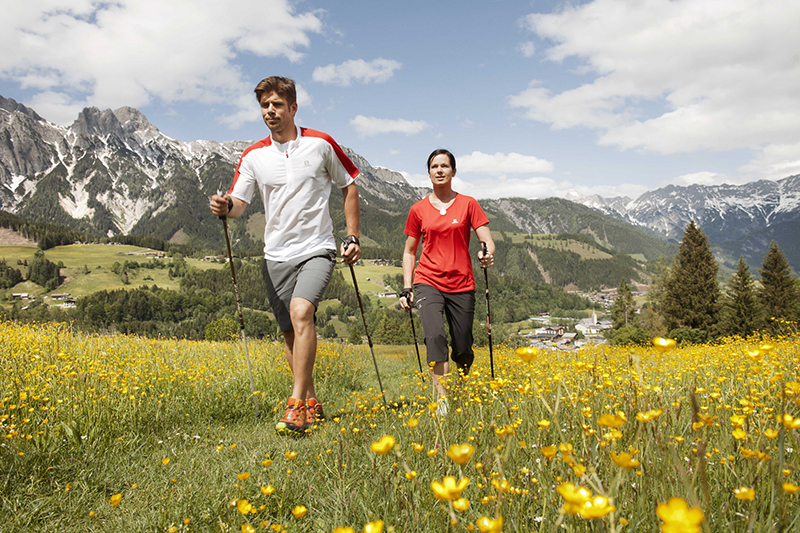 Nordic Walking Saalfelden